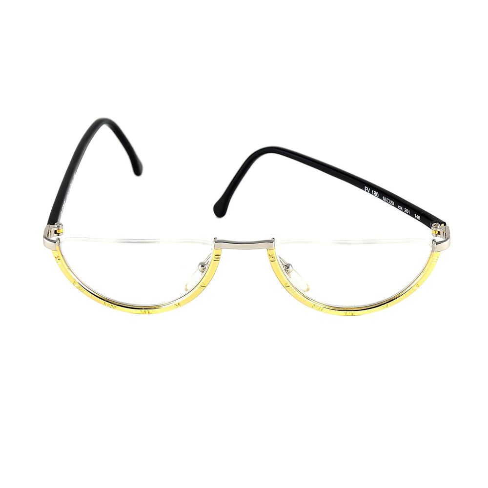 Fendi Eyeglasses Reading glasses FV 180 col 201 53-20-140 Made in Italy