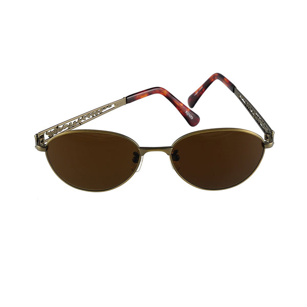 Kenzo Sunglasses KE 2863 BR1 Brown 54-17 Made in Japan - Eyeqglass