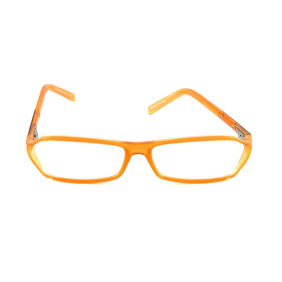 Yves Saint Laurent Eyeglasses Mod YSL 2178 Col HUN (orange) 53-15-130 Made in Italy - Eyeqglass