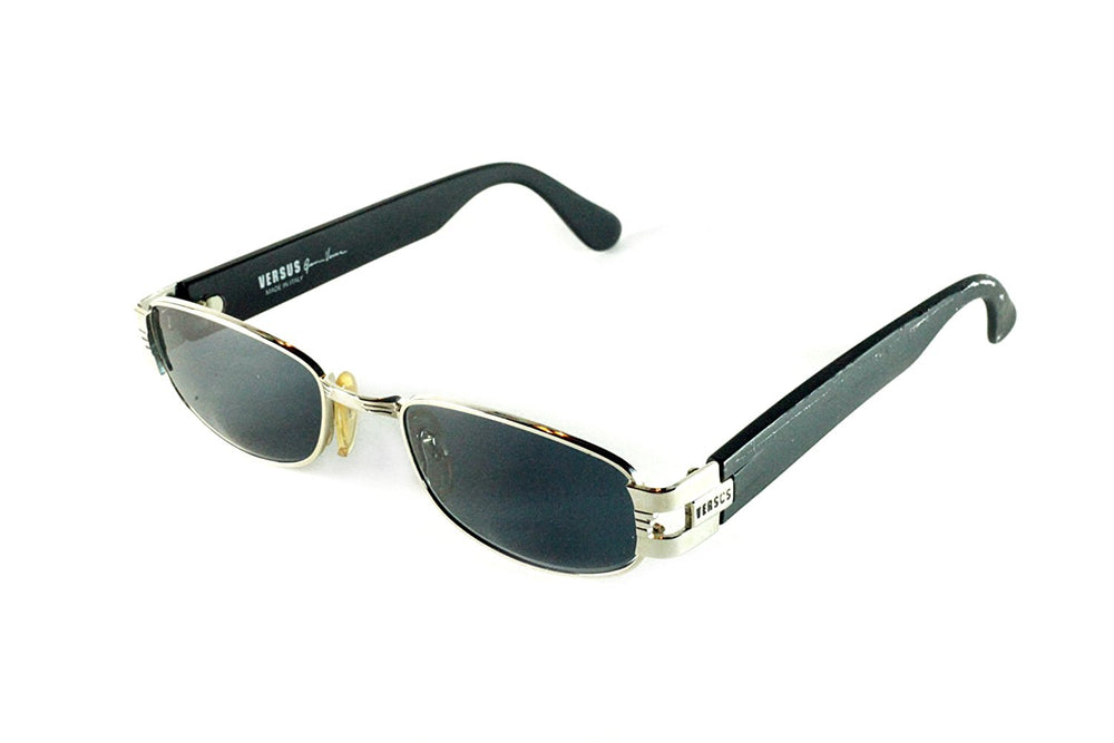 Versus by Versace Sunglasses Mod. F31 Col.12M Made in Italy - Eyeqglass