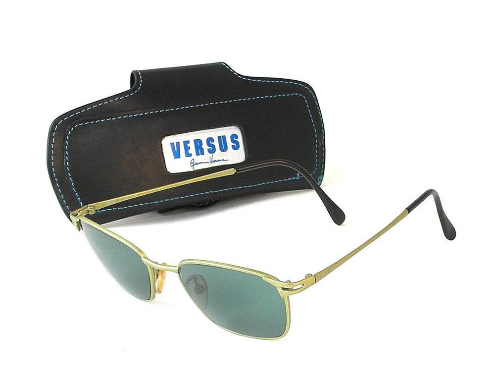 Versus by Versace Sunglasses F60 Col. 86M 52-18 Made in Italy - Eyeqglass