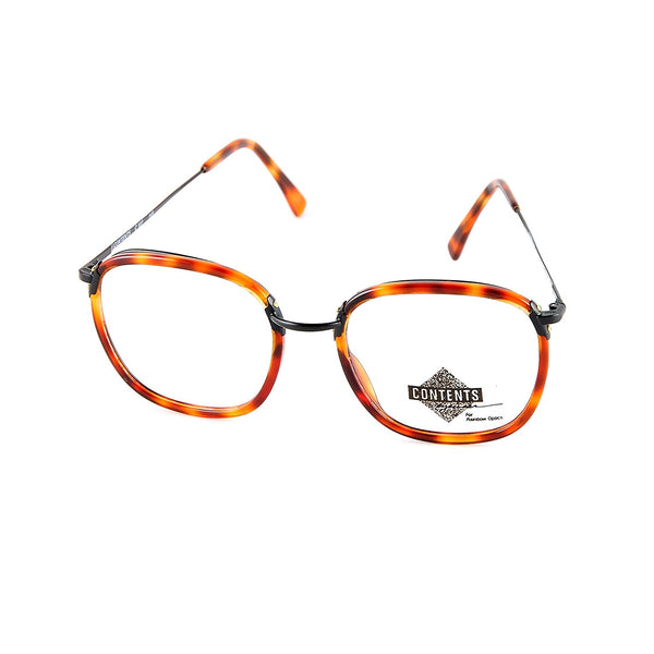 Contents Eyeglasses C 107 Col. 092 51-19-145 HandMade in Italy - Eyeqglass