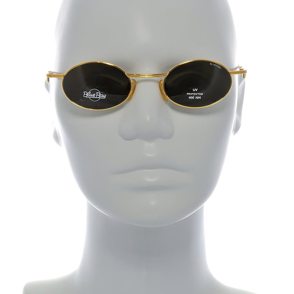 Blue Bay Sunglasses Amnesia/S PU8 47-21-135 Made in Italy - Eyeqglass