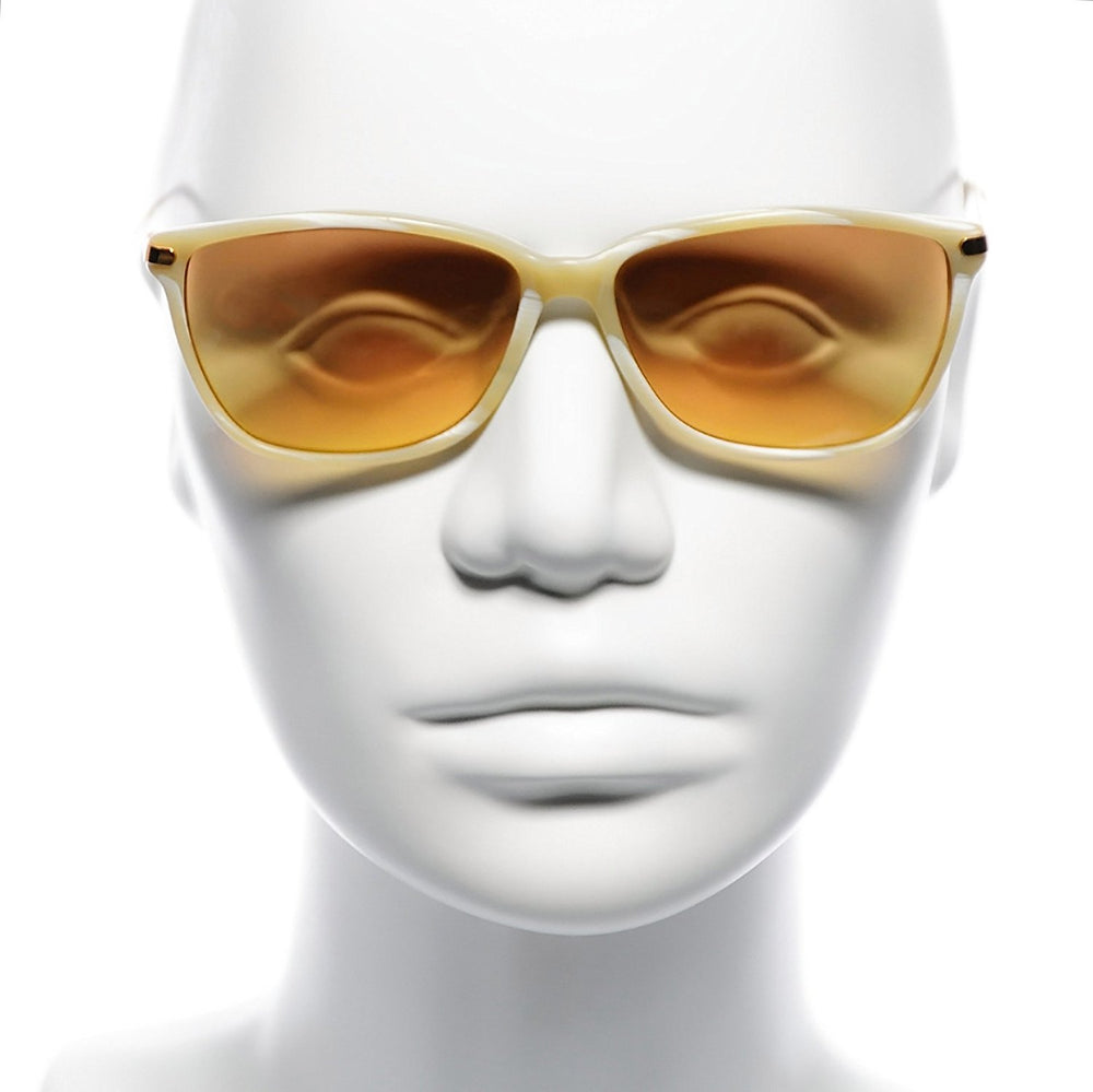 Cerruti 1881 Sunglasses 2904 CB Ivory 56-14 Handmade in France