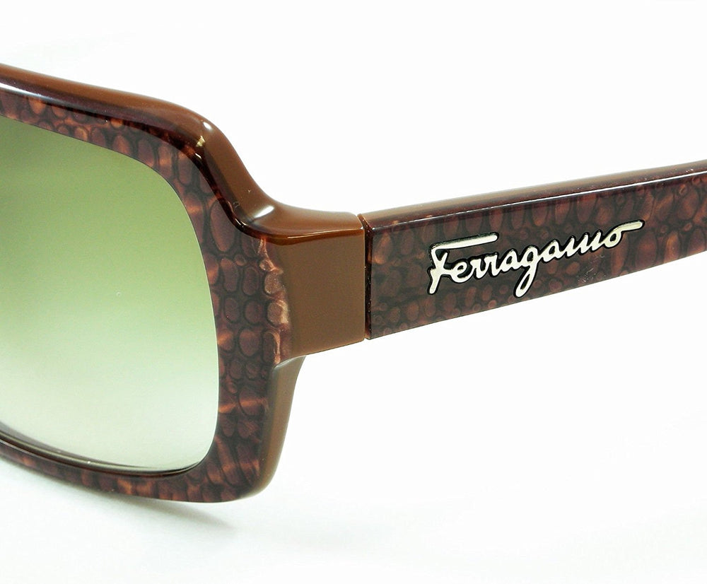 Salvatore Ferragamo Sunglasses Mod. 2126 575/13 Size. 61-17-125 Made in Italy - Eyeqglass