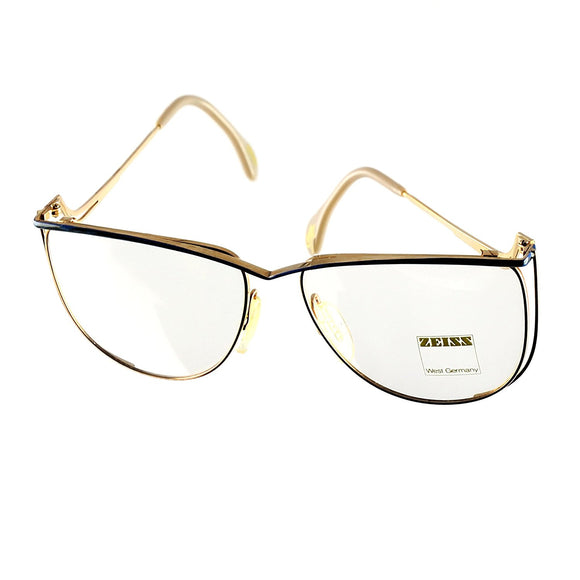 Zeiss Eyeglasses 6845 EW7 57-15-140 Made in Germany - Eyeqglass