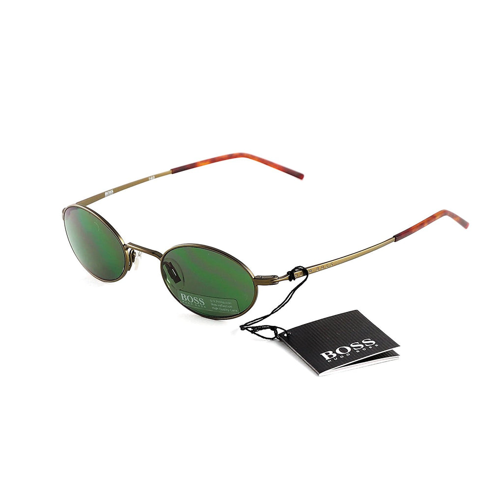 Hugo Boss Sunglasses HB 5723 Brown 47-20-140 Made in Japan