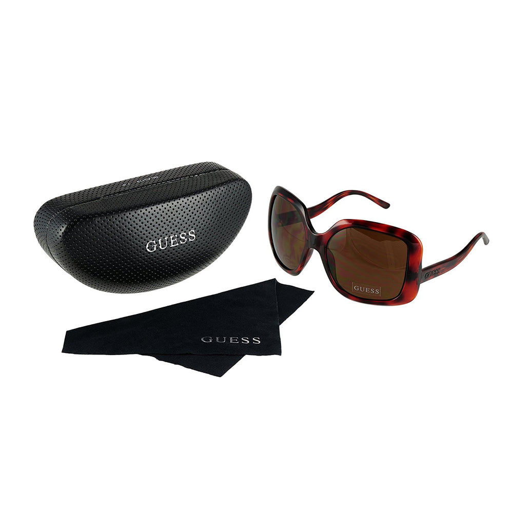 Guess Sunglasses GU 6536 TO-1 Tortoise 60-17-130