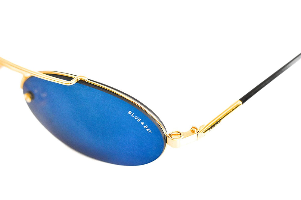 Blue Bay by Safilo Sunglasses Chamonix/S XA6 50-20-135 Made in Italy