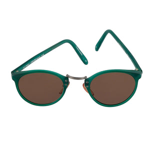 Pro Design Sunglasses P60 885M Green 47-22 Made in Austria - Eyeqglass