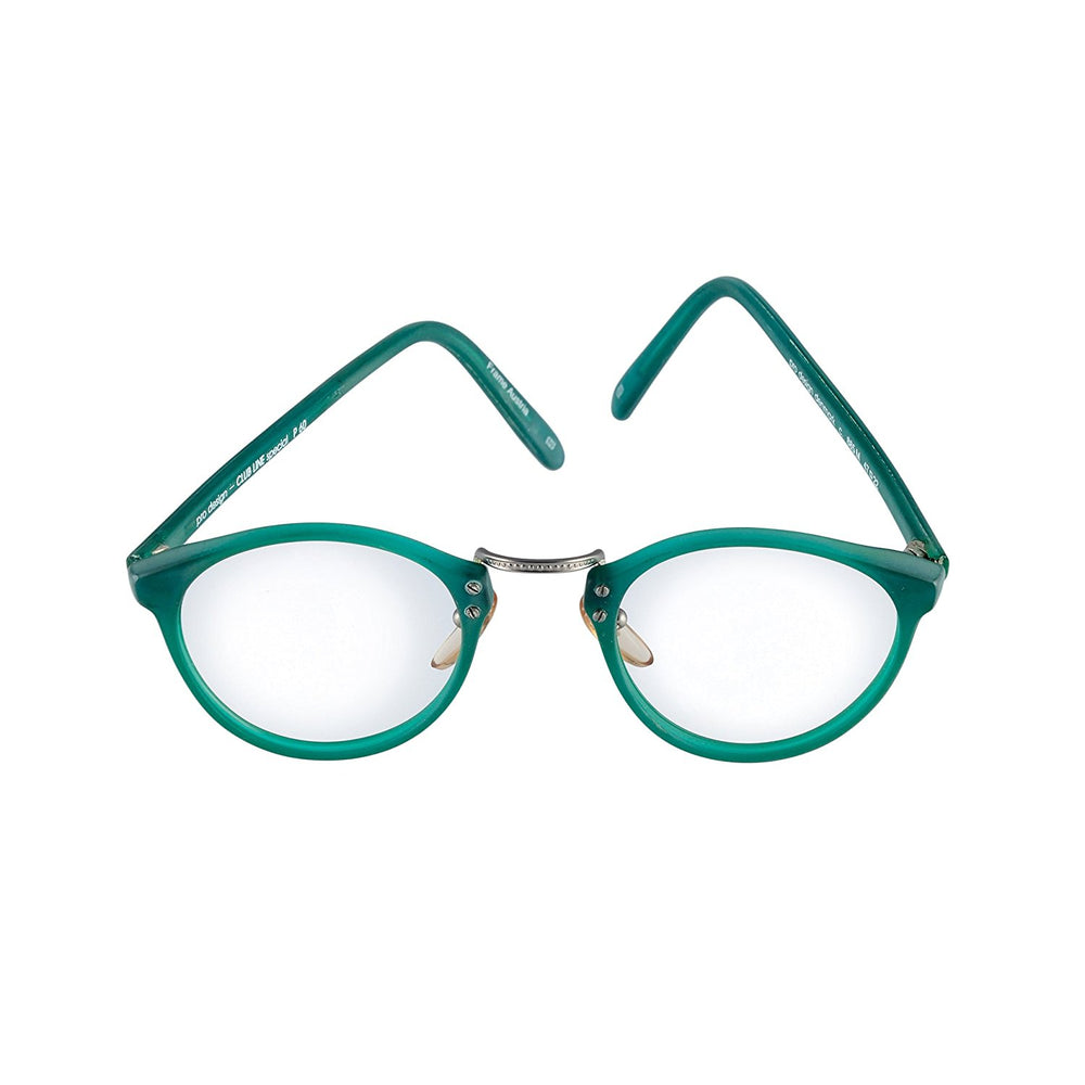 Pro Design Eyeglasses (frame only) Club Line Special P60 885M Dark Green 47-22 Austria