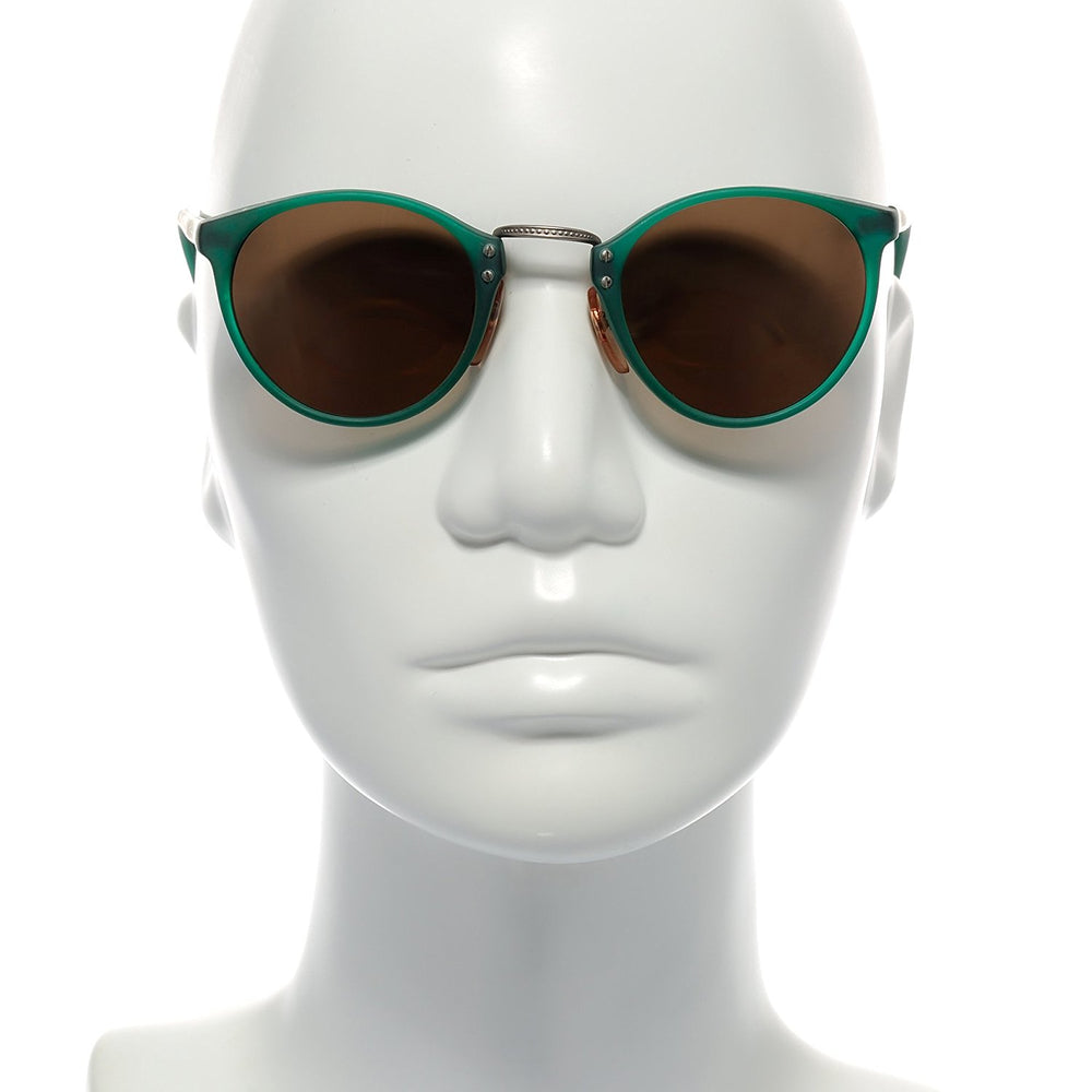 Pro Design Sunglasses P60 885M Green 47-22 Made in Austria