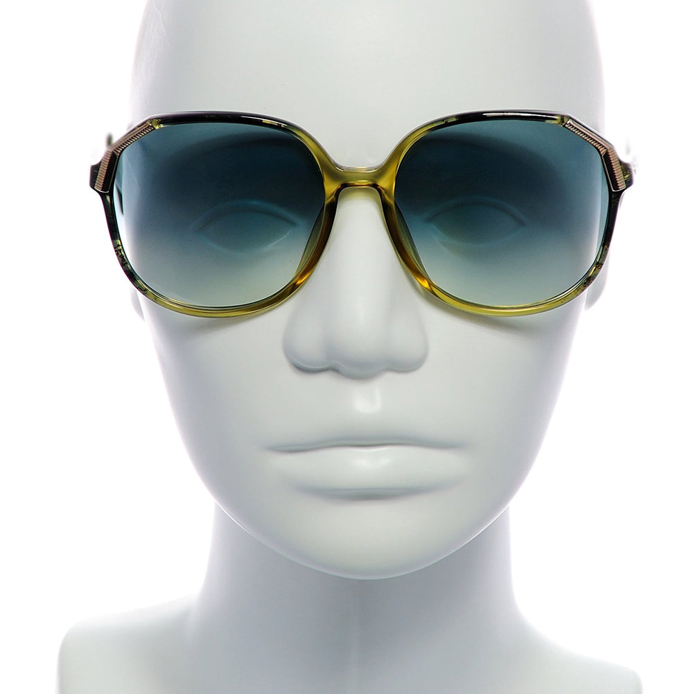 Christian Dior Sunglasses 2517 col. 50 Green Tortoise 58-16-135 Made in Germany
