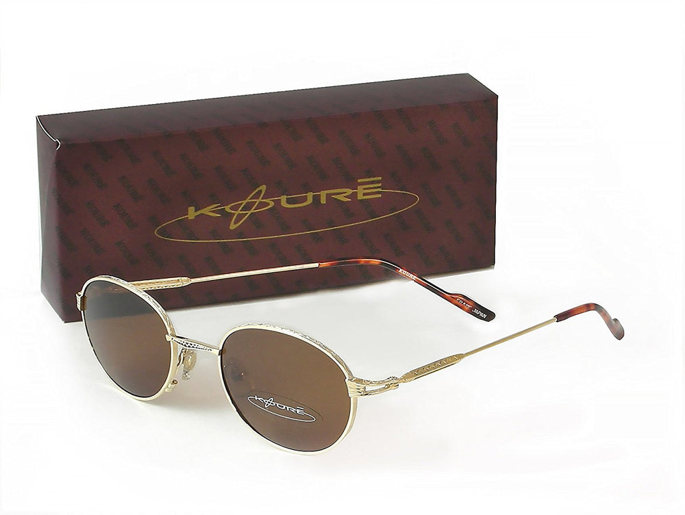 Koure Sunglasses Mod: KR8148 Color: 3 Size: 49-20-142 Made in Korea - Eyeqglass