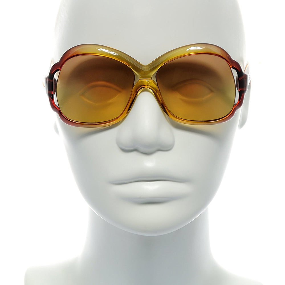 Vintage Givenchy VII Sunglasses Col. Grape 52-15-125 Canada