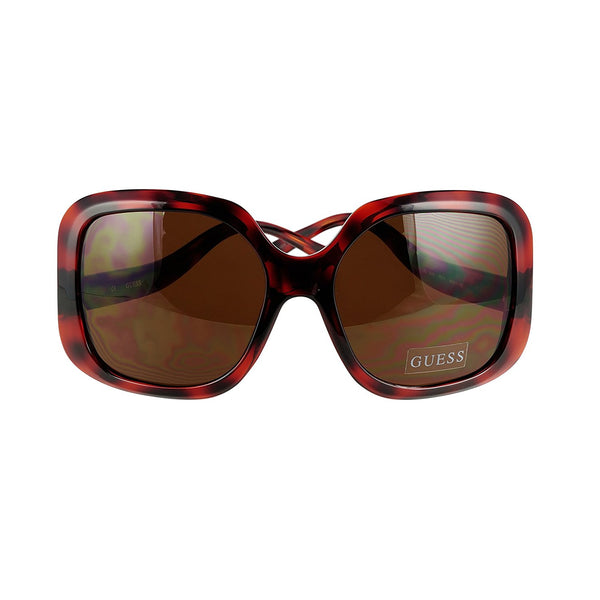 Guess Sunglasses GU 6536 TO-1 Tortoise 60-17-130 - Eyeqglass
