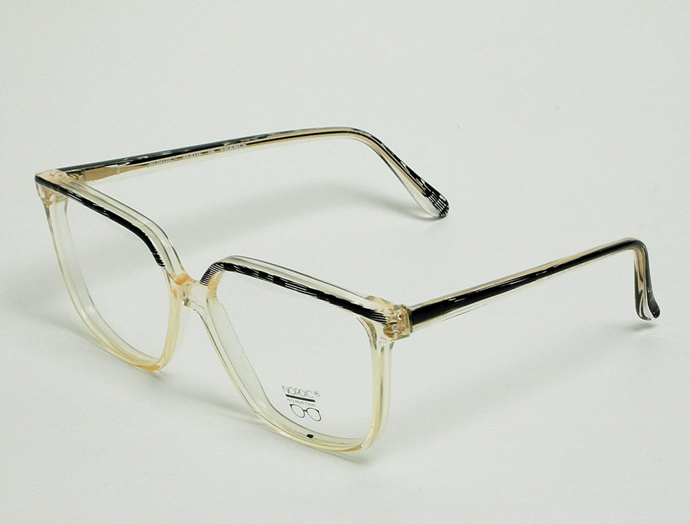 Nordic Eyeglasses Dalia Col. 169 Black 58-14-140 Made in France