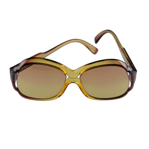 Vintage Givenchy VII Sunglasses Col. Grape 52-15-125 Canada - Eyeqglass
