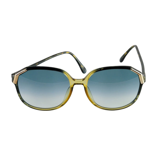 Christian Dior Sunglasses 2517 col. 50 Green Tortoise 58-16-135 Made in Germany - Eyeqglass