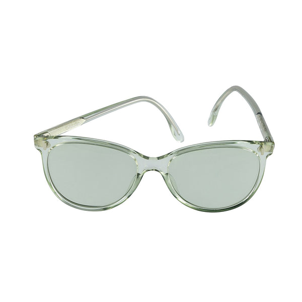 Calvin Klein Sunglasses CK-4 1903 Light Green 53-17-140 Made in Italy - Eyeqglass
