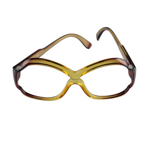 Vintage Givenchy VII Eyeglasses Col. Grape 52-15-125 Canada - Eyeqglass