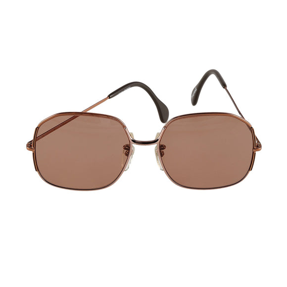 ZEISS Sunglasses Portrait 6357 314 Col. B09 Brown 52-14-135 Made in Germany - Eyeqglass