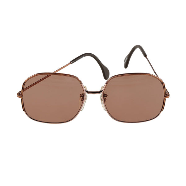 ZEISS Sunglasses Portrait 6357 314 Col. B09 Brown 52-14-135 Made in Germany