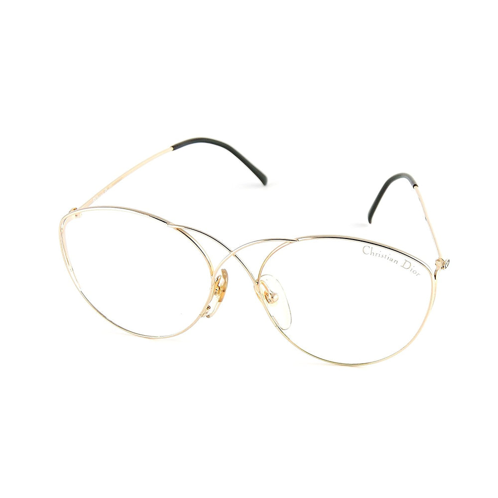 Christian Dior Vintage Eyeglasses CD 2313 Made in Italy - Eyeqglass