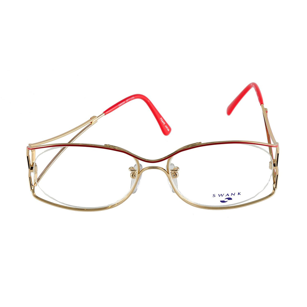 Swank Eyeglasses Prelude 043 col. 830 56-16-133 Made in Japan