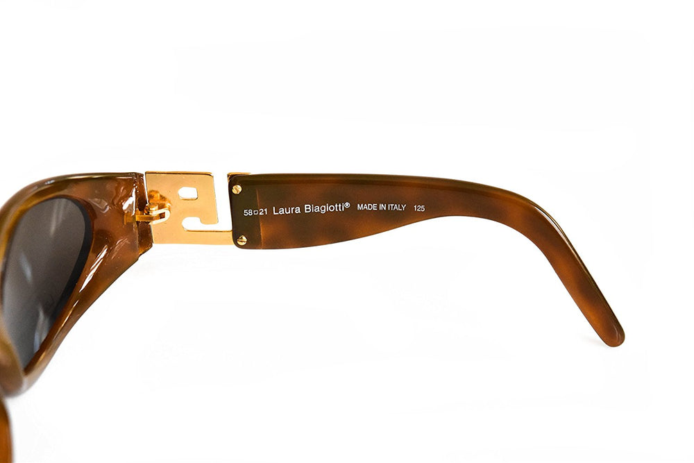 Laura Biagiotti Sunglasses LB 725/S 9EG 58-21-125 Made in Italy