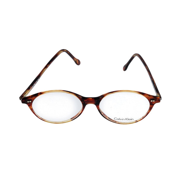 Calvin Klein Eyeglasses 711 068 Tortoise 48-16-140 Made in Italy