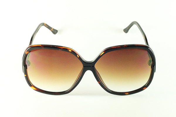 Black Flys Sunglasses FLY PALETTE Brown Tortoise - Eyeqglass