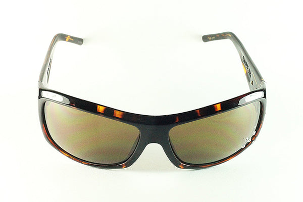 Black Flys Sunglasses SNOW FLY with Crystal Rhinestones Tortoise