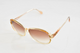 Anne Klein Sunglasses Noria 587 58-18-127 Hand Made Frame France