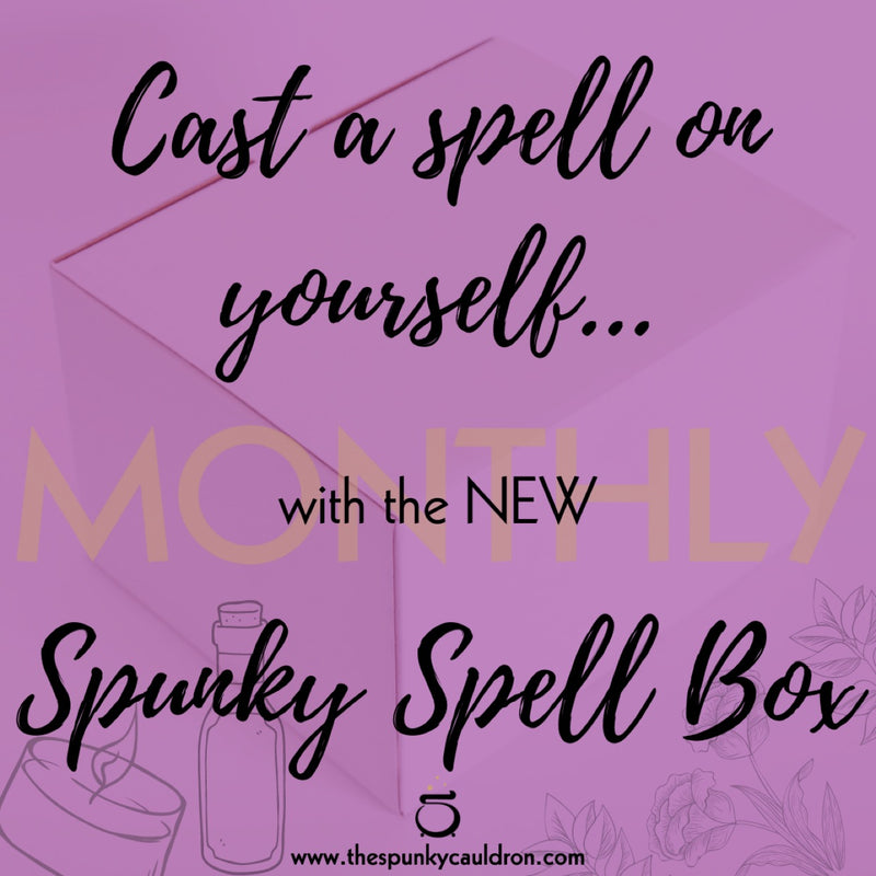 Spunky Spell Box Subscription