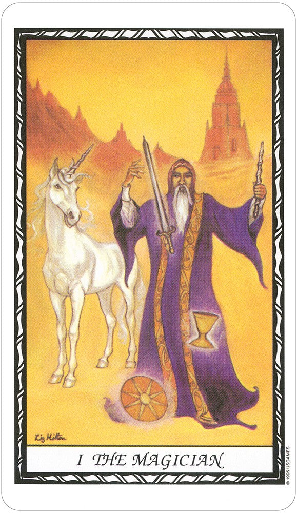 Unicorn Tarot Deck