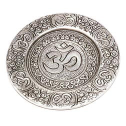 OM Candle Plate