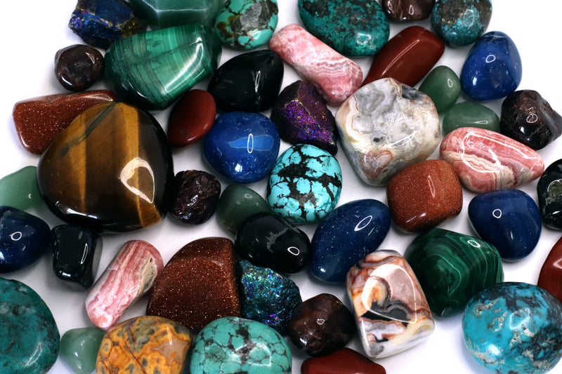Intuitively Chosen Crystals