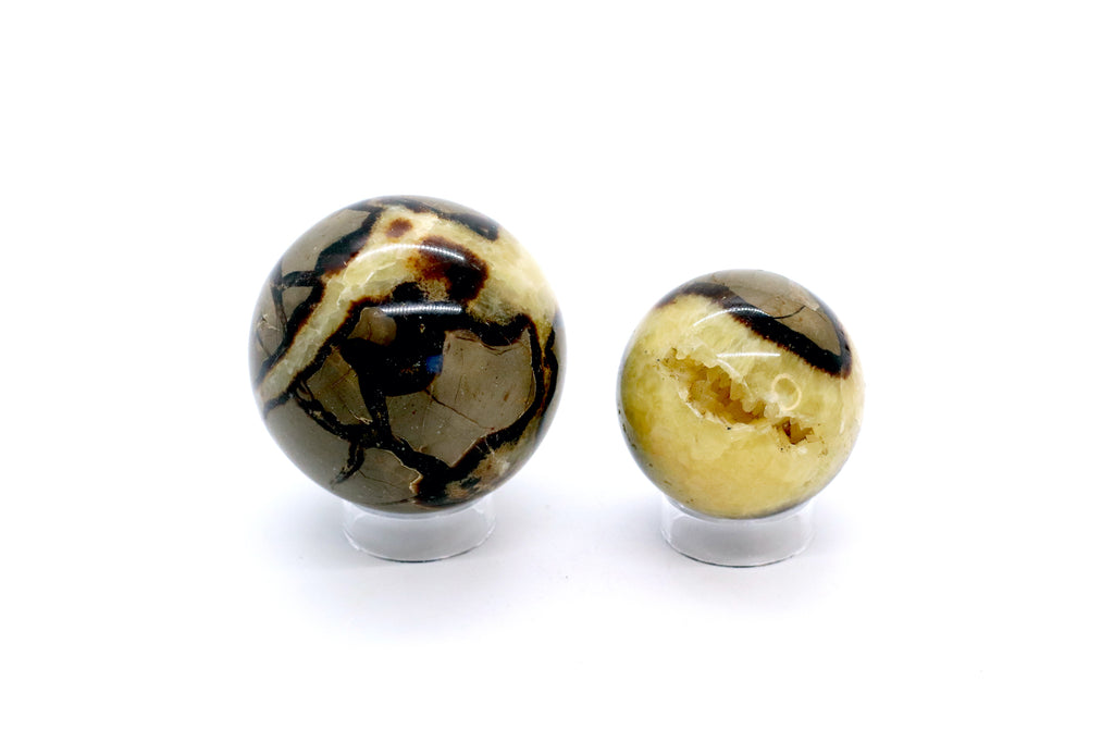 Septarian (aka Dragon Stone)