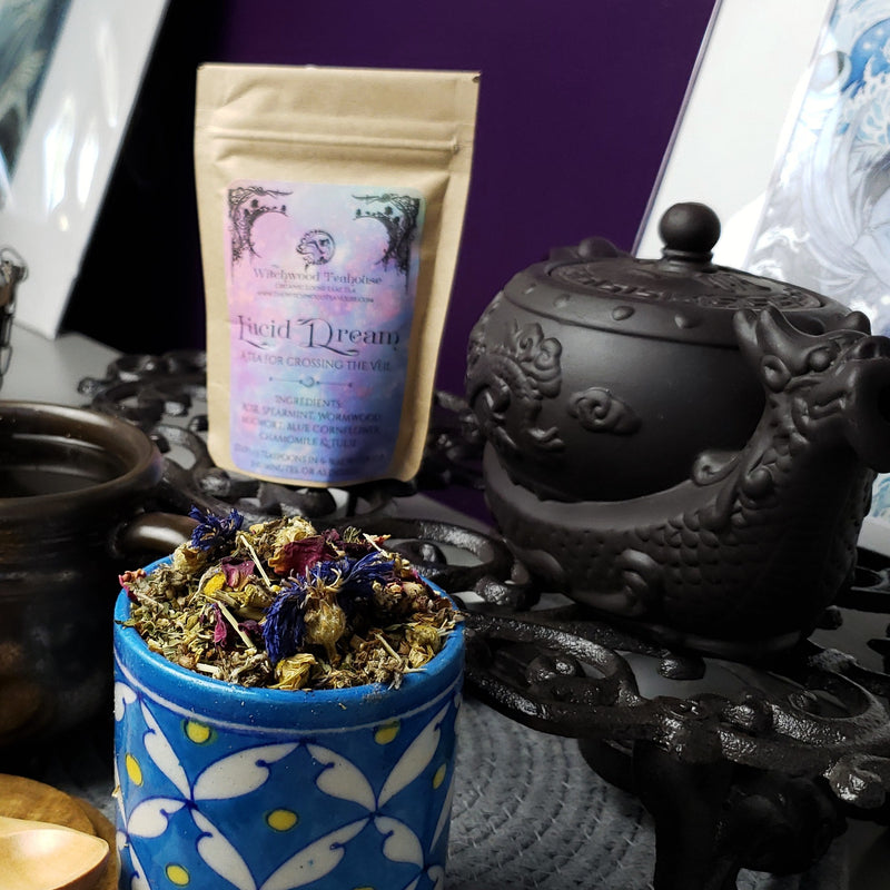Lucid Dream Organic Loose-Leaf Tea