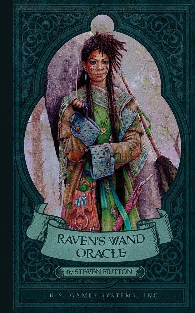Raven's Wand Oracle