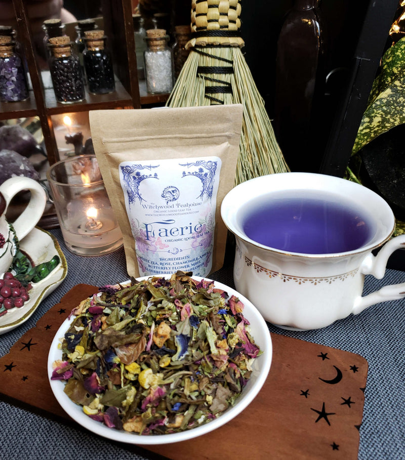 Faerie Organic Loose-Leaf Tea