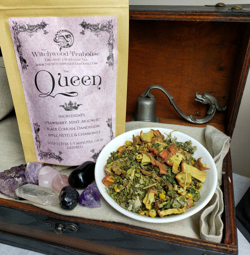 Queen Caffeine Free Loose-Leaf Tea