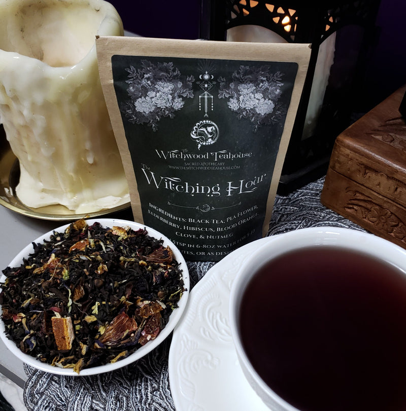 The Witching Hour Organic Loose-Leaf Tea