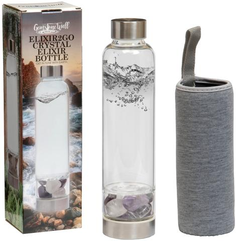 Gemstone Well Elixir2Go Water Bottle