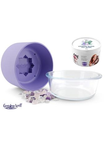 Gemstone Well Crystal Elixir Pet Bowl