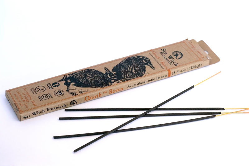 Quoth the Raven Stick Incense
