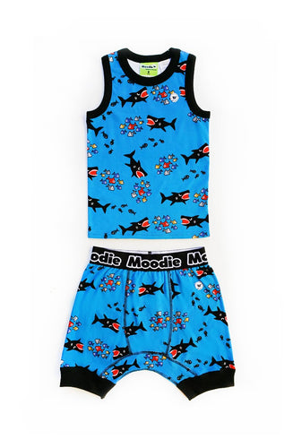 Shark Attack Tank & DC Short Set