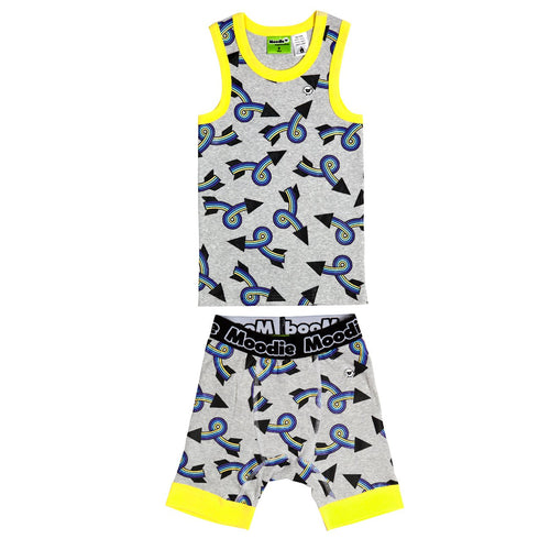 One Direction Tank & DC Short Set