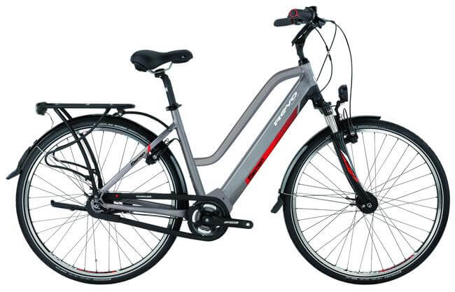 All Electric Bikes